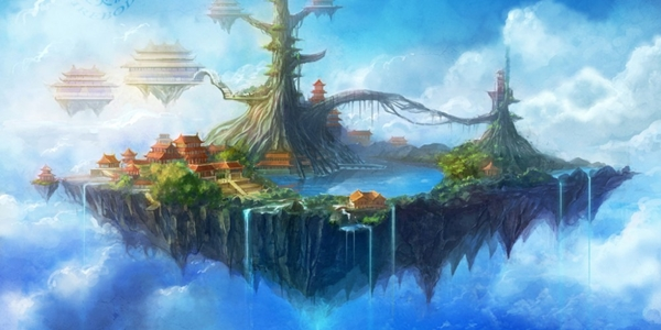 Game_Scene_Paradise_Island_by_firebolide-1000x500