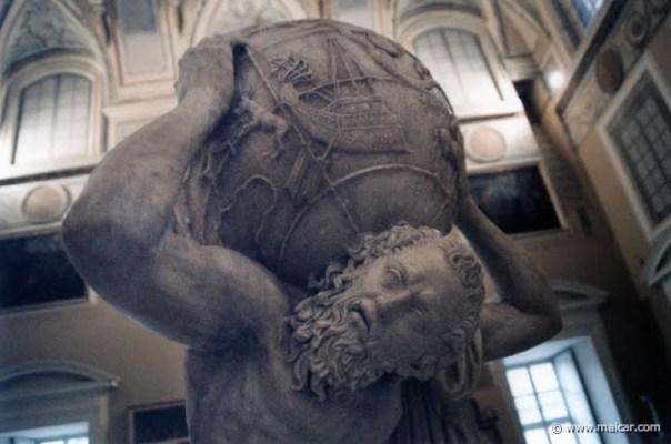 Atlas lifting world