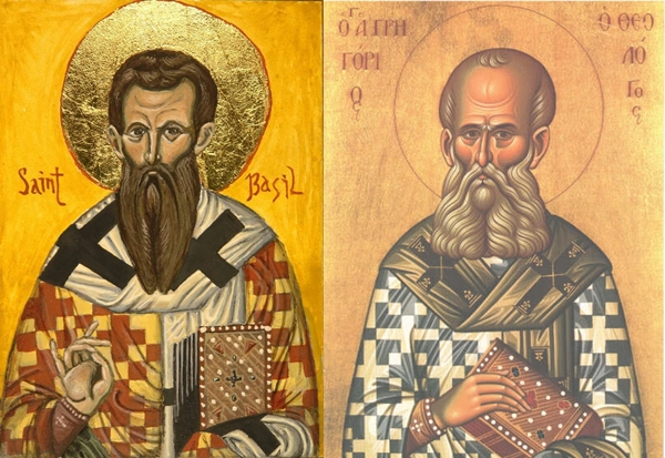 Basil the Great and Gregory Nazianzen