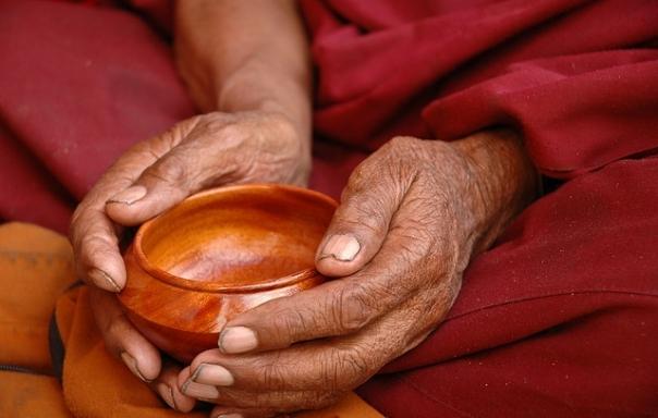 Monk Hands
