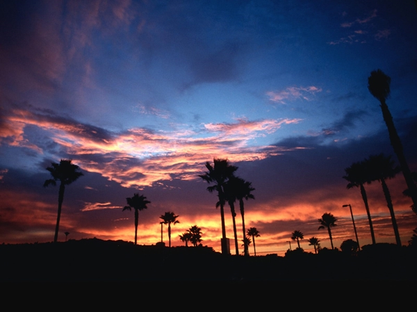 Southern-California-Sunset