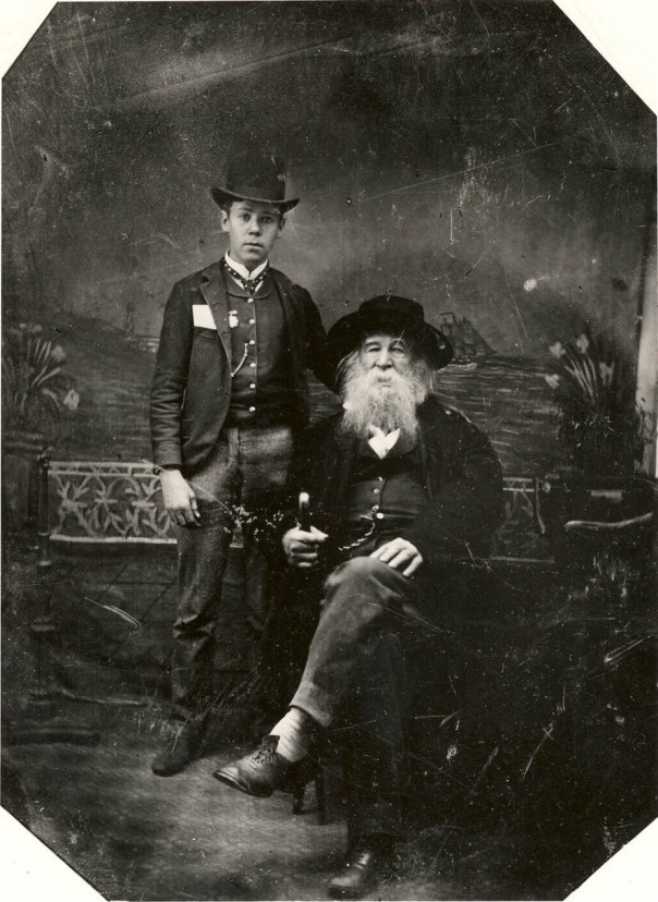 Walt_Whitman_and_Bill_Duckett